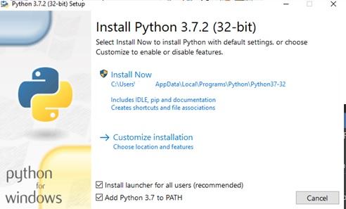 Tutorial # 2 – Robot Framework Installation on Windows 10
