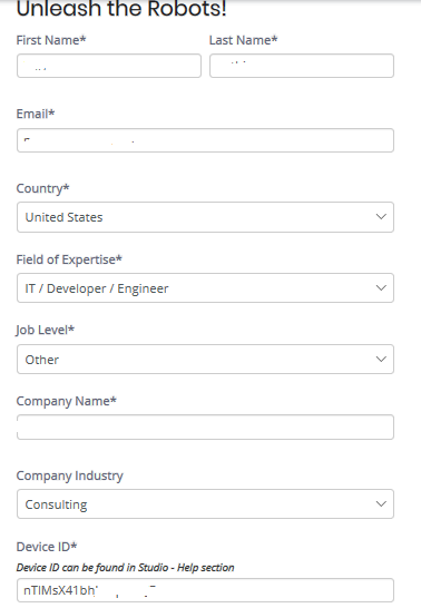 Renew UiPath Community Edition License – Test Automation