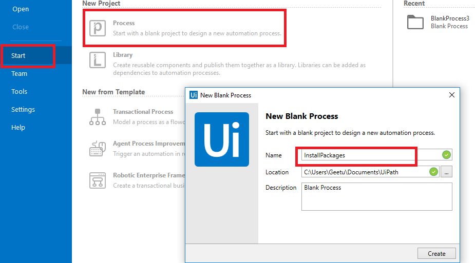 Click Text In Uipath